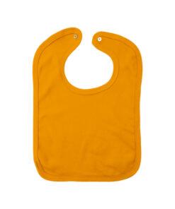 Slabbetje bedrukt - Oranje